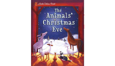 The Animals' Christmas Eve Story by Mr. Santa Claus- Christmas Story