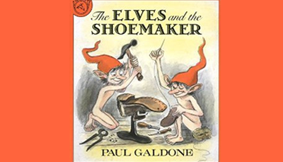 The Elves and the Shoemaker Story by Mr. Santa Claus's Style