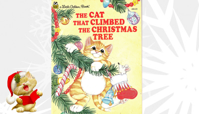 Christmas Story by Santa Claus- The Cat That Climbed The Christmas Tree